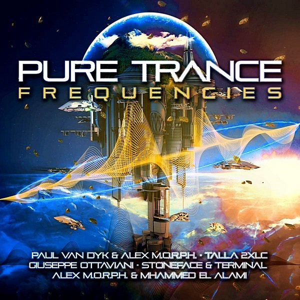 Pure Trance Frequencies (2019)