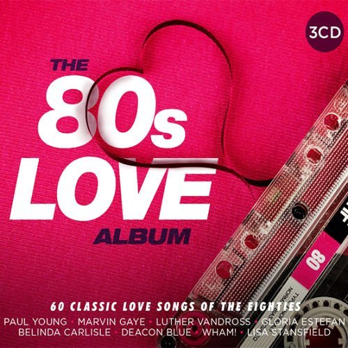 Постер к The 80s Love Album (2019)