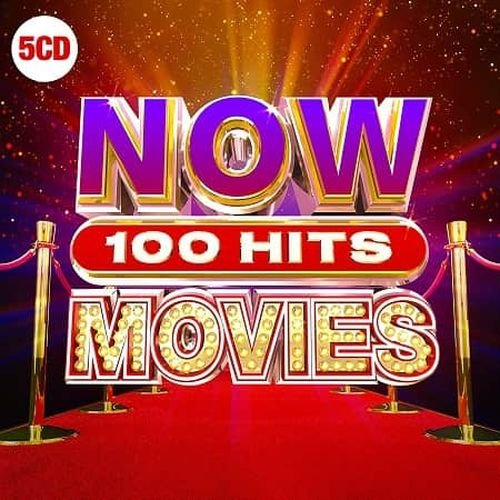 Постер к Now 100 Hits Movies (2019)