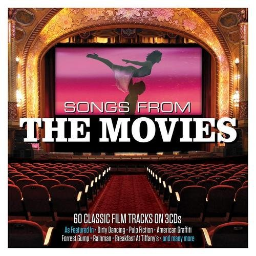 Постер к Songs From The Movies. 60 Classic Film Tracks (2019)