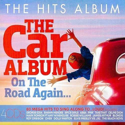Постер к The Hits Album: The Car Album... On The Road Again (2019) MP3
