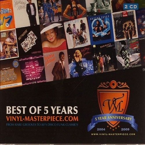 Постер к Best Of 5 Years Vinyl Masterpiece (2009)