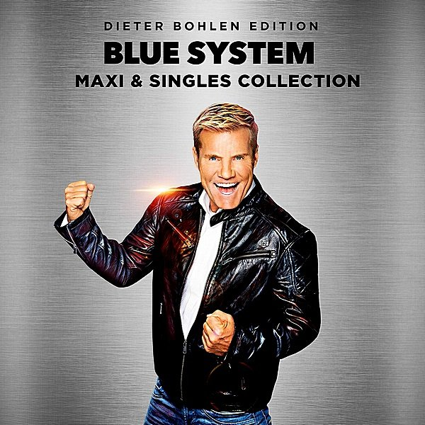 Постер к Blue System - Maxi & Singles Collection (2019)
