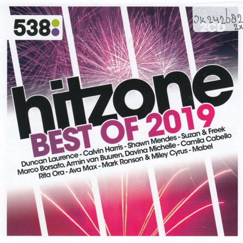 Постер к 538 Hitzone. Best Of (2019)