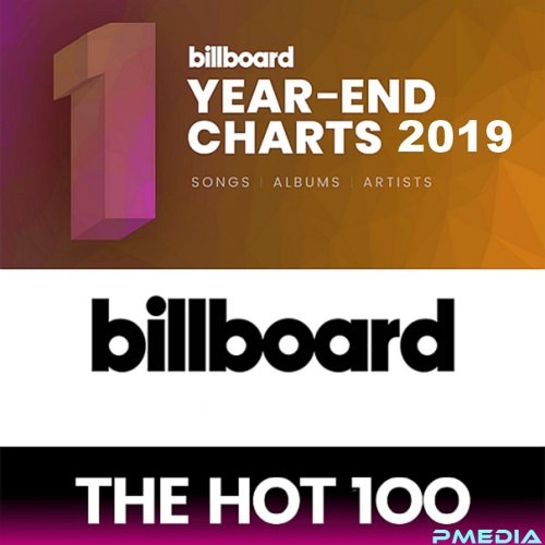 Постер к Billboard Year-End Charts Hot 100 Songs 2019 (2019)