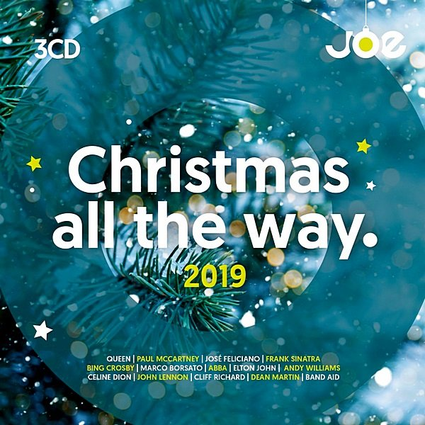 Постер к Joe Christmas All The Way (2019)