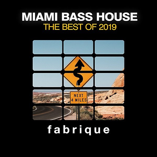 Постер к Miami Bass House. The Best Of (2019)