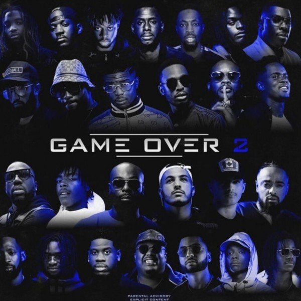 Постер к Francais Rap - Game Over Vol.2 (2019)