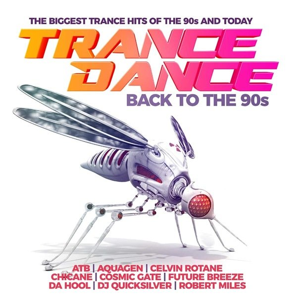 Trance Dance: Back to the 90s (2019)