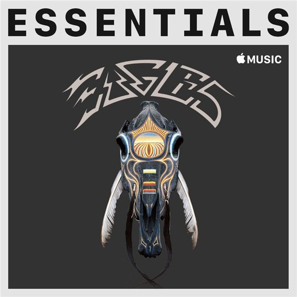 Постер к Eagles - Essentials (2020) MP3
