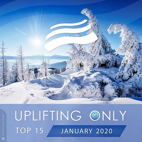 Постер к Uplifting Only Top 15: January (2020)