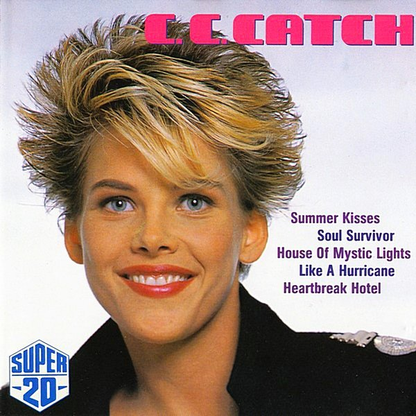 Постер к C.C. Catch - Super 20 (1989)