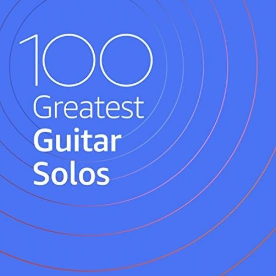 Постер к 100 Greatest Guitar Solos (2020)