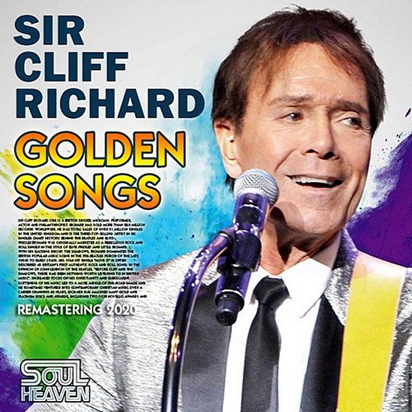 Постер к Cliff Richard - Golden Songs (2020)