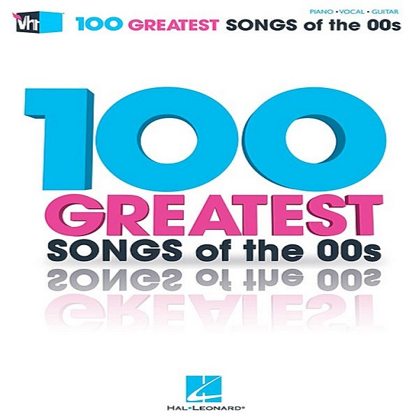 VH1's 100 Greatest Songs Of The '00s (2020)