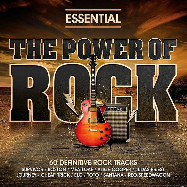 Постер к Essential Rock: Definitive Rock Classics And Power Ballads (2009)