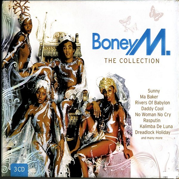 Boney M. - The Collection. 3CD (2008)