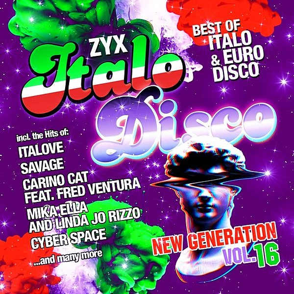 ZYX Italo Disco New Generation Vol.16 (2020)