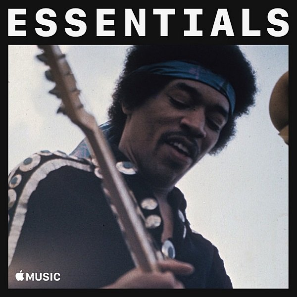 Jimi Hendrix - Essentials (2020)