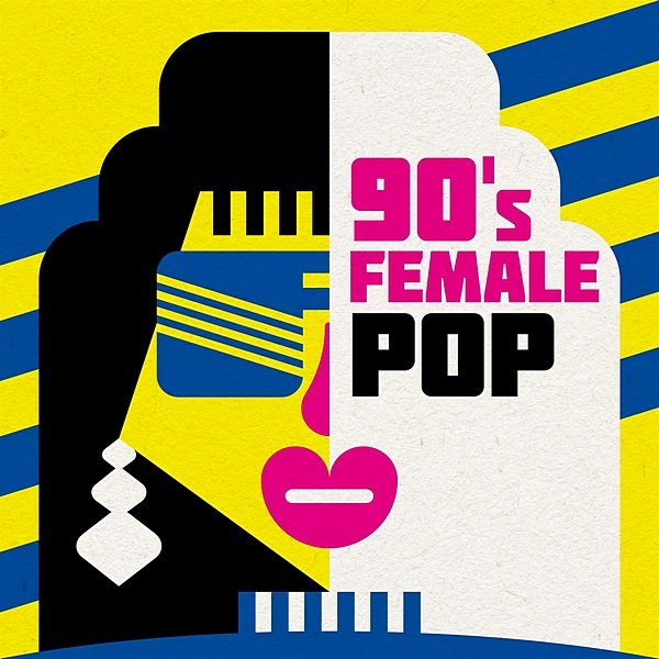 Постер к 90's Female Pop (2020)