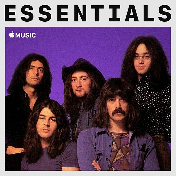Постер к Deep Purple - Essentials (2020)