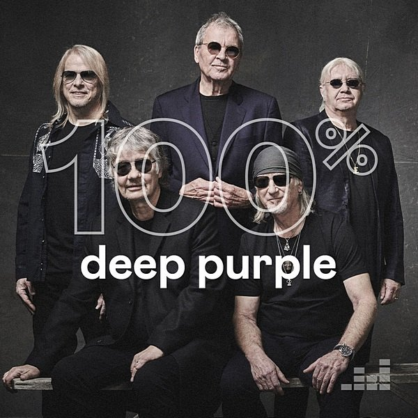 Постер к Deep Purple - 100% Deep Purple (2020)