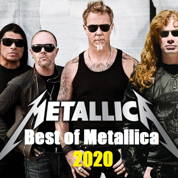 Постер к Metallica - Best of Metallica (2020)