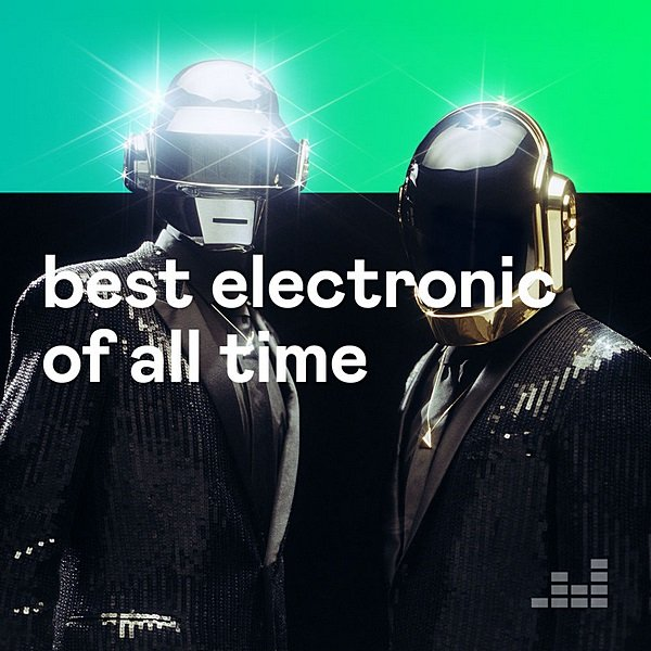 Постер к Best Electronic Of All Time (2020)
