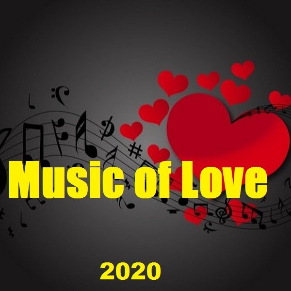 Постер к Music of Love (2020)