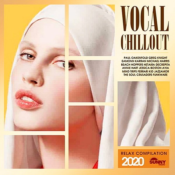 Постер к Vocal Chillout: Relax Compilation (2020)