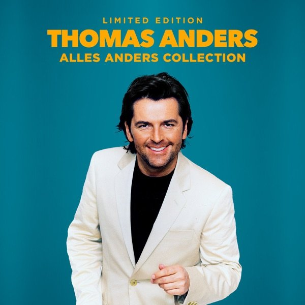 Постер к Thomas Anders - Alles Anders Collection (2020)