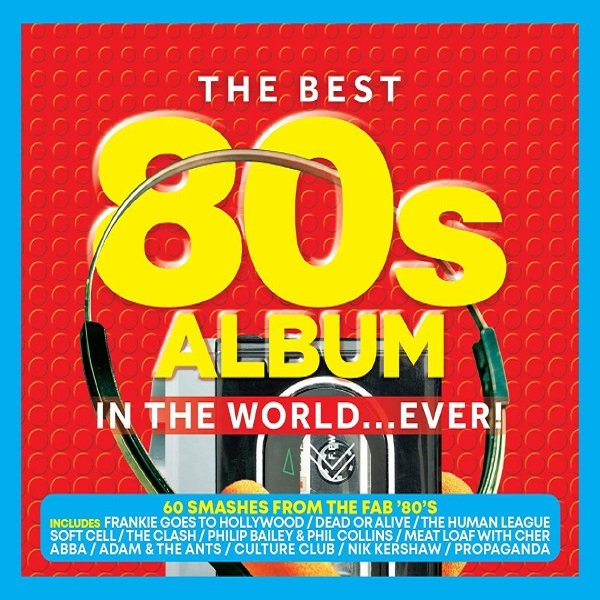 Постер к The Best 80s Album in the World... Ever! (2020)