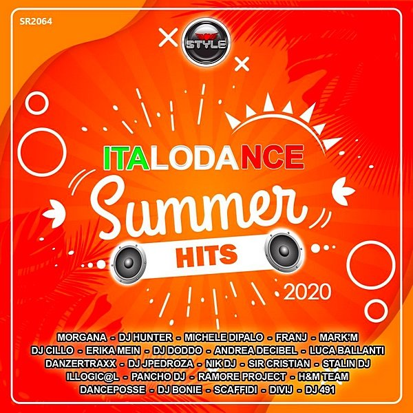 Постер к Italodance Summer Hits (2020)
