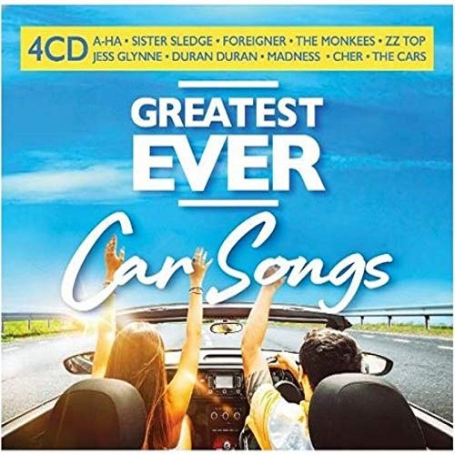Постер к Greatest Ever Car Songs (2020)
