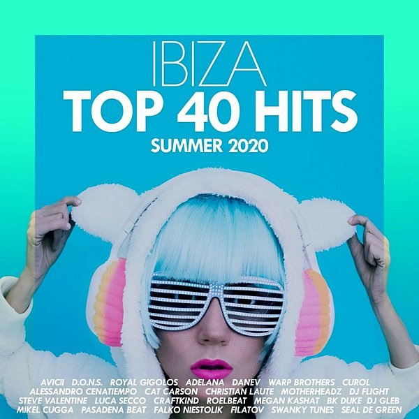Постер к Top Hits Ibiza Summer (2020)