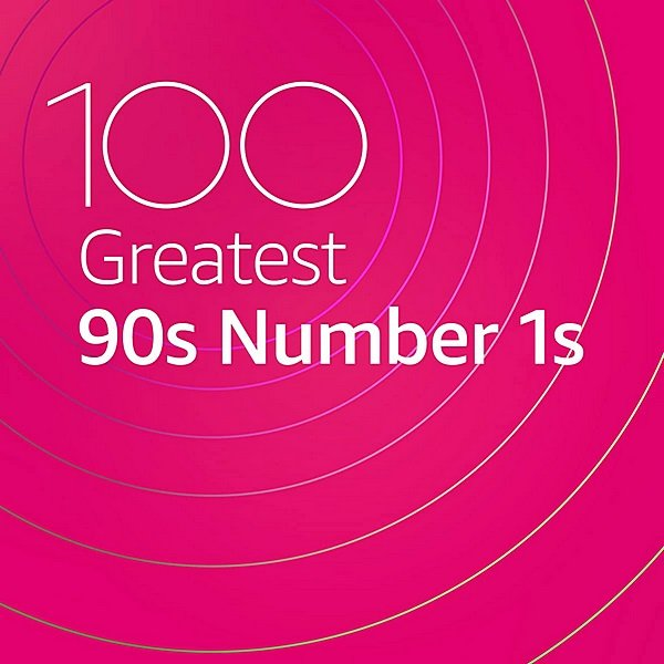 Постер к 100 Greatest 90s Number 1s (2020)