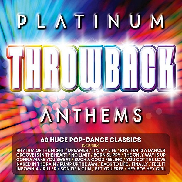Постер к Platinum Throwback Anthems (2020)