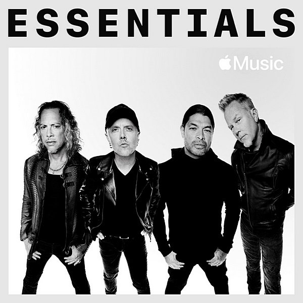 Постер к Metallica - Essentials (2020)