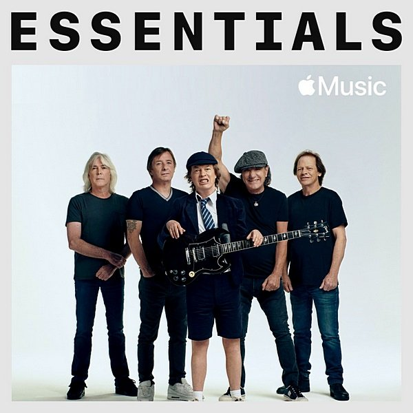 Постер к AC/DC - Essentials (2020) MP3