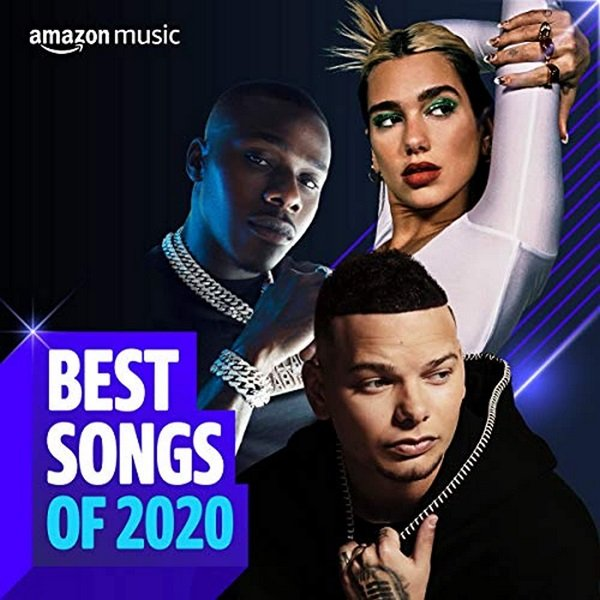 Amazon Music Best Songs Of 2020 (2020)