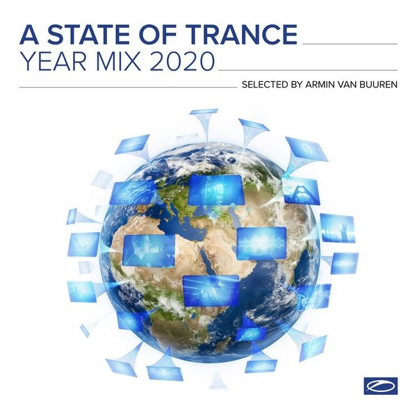 Постер к A State Of Trance Year Mix 2020. Selected by Armin van Buuren (2020)