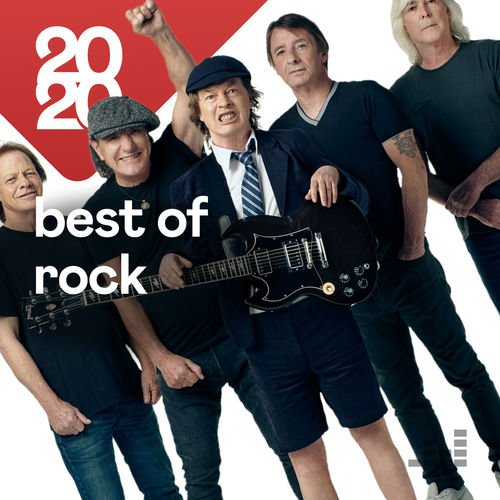 Постер к Best of Rock 2020 (2021)