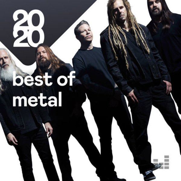Постер к Best of Metal 2020 (2021)