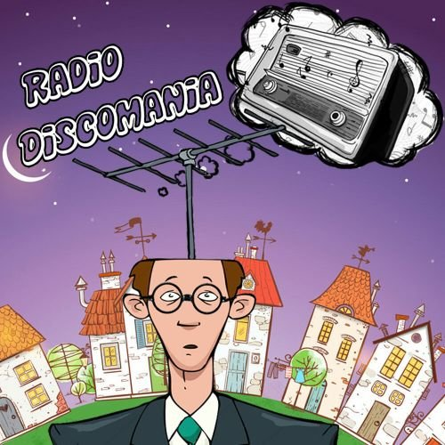 Постер к Radio Discomania (2021)