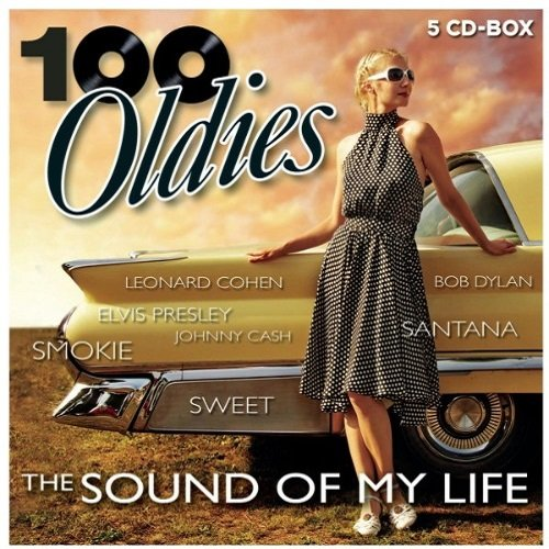 Постер к 100 Oldies - The Sound Of My Life. Vol.1 (2020)