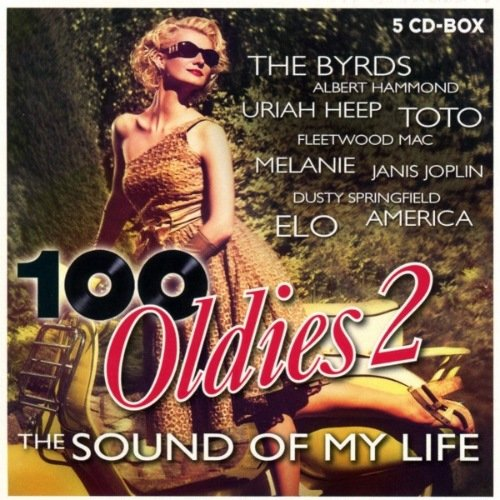 Постер к 100 Oldies - The Sound Of My Life. Vol.2 (2020)