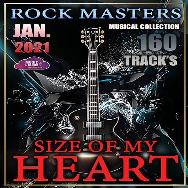 Постер к Size Of My Heart (2021)