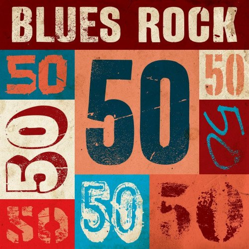 Постер к Blues Rock 50 (2021)