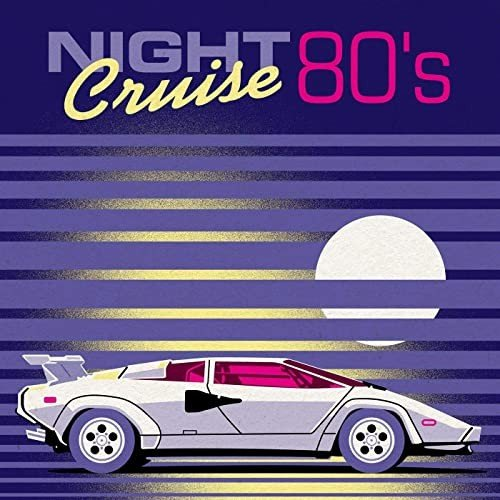 Постер к Night Cruise 80's (2021)