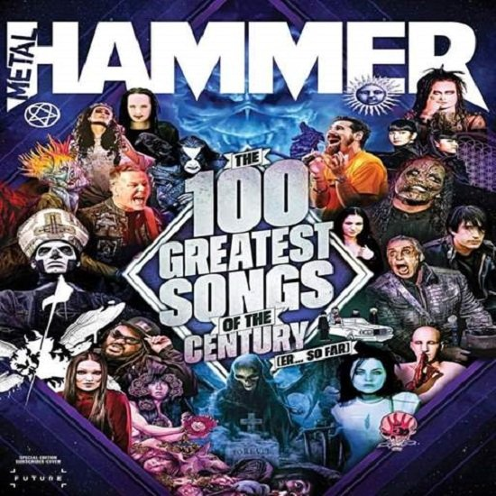 The Metal Hammer - 100 GREATEST SONGS OF THE CENTURY (2021)